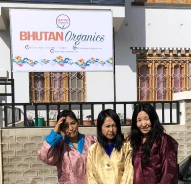 BHUTAN Organics