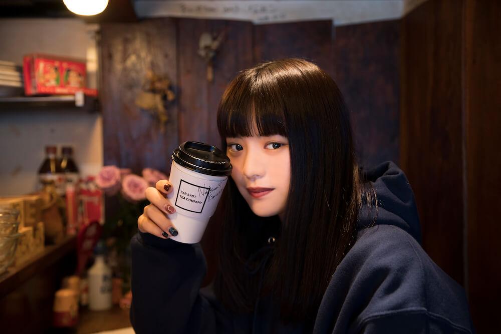 木村なつみプロデュースの『ほうじ茶ミルクティー』