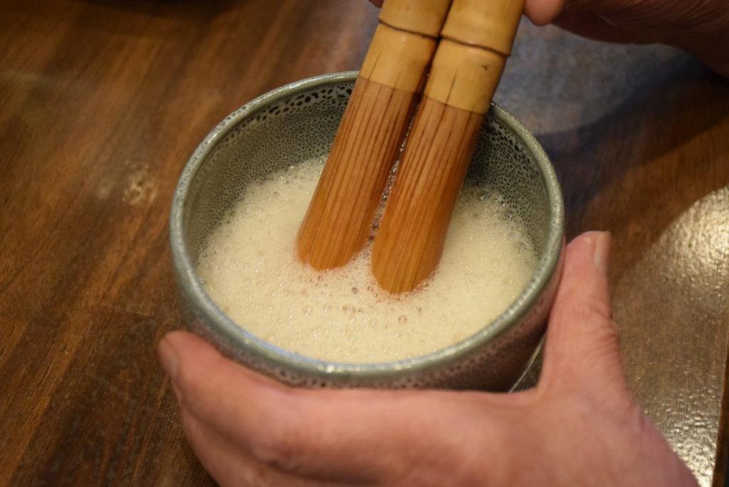 バタバタ茶と茶道具