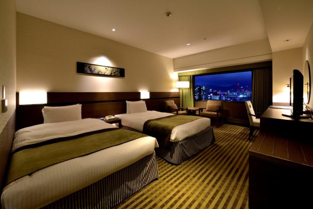 神戸ポートピアホテル 客室