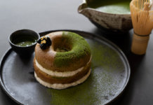 コエドーナッツ ドーナツメルト「濃厚宇治抹茶ティラミス」